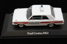 Ford Cortina MK II police Car