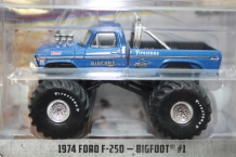 Ford F-250 Bigfoot # 1 1974