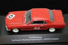 Ford Mustang #42 R  1965