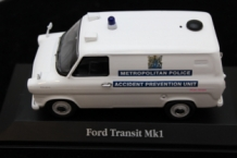Ford Transit  Police Car
