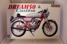 Honda Dream 50 Custom