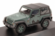 Jeep Wrangler Soft Top U.S Army 2012