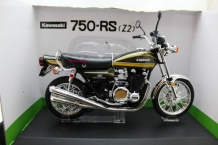 Kawasaki 750 RS Z2  Yellow tiger