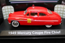 Mercury Coupe 1949 Fire Chief