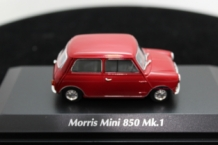 Morris Mini 850 MK.I 1960   Red