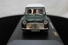 Mini Cooper 1969  Groen/wit