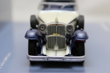 Maybach Zeppelin 1932  wit/blauw