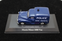 Morris Minor 1000 Van Police Car