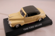 Ford Deluxe 1948  Creme