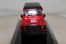 Land Rover Defender 110  Rood