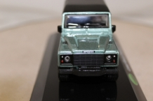 Land Rover Defender 110  Groen