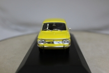 NSU TT 1967    Yellow
