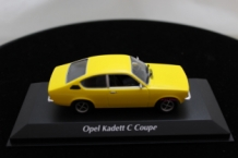 Opel Kadett C Coupe  1974    Yellow