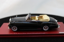Rolls Royce Silver Cloud II Drophead Coupe 1961