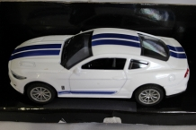 Shelby Mustang GT350 2016  Wit/blauw