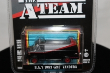 GMC Vandura 1983 B.A. 's The A Team