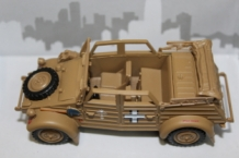 VW Kubel 82 Open 1941 Afrika Korps